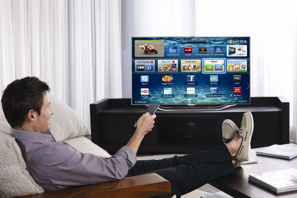 Цифровое телевидение без приставки