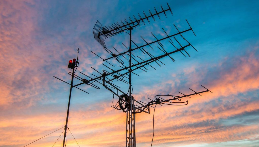 коллективная антенна как отключить